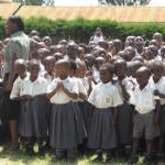 Buhinga Pupils