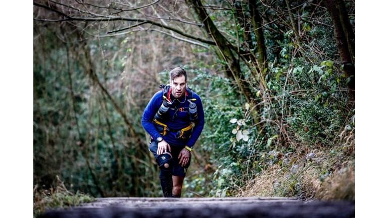 Ben's Marathon des Sables Challenge