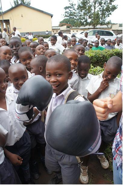 Buhinga School – Fighting back!