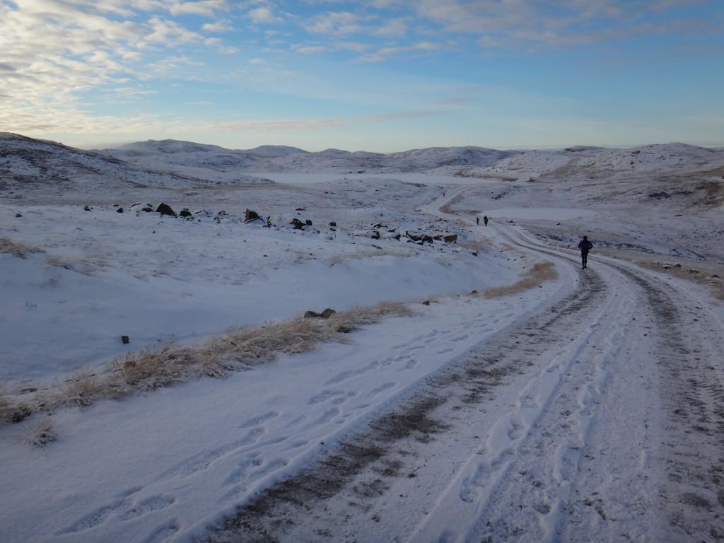 Polar Circle Marathon for Universal Chance