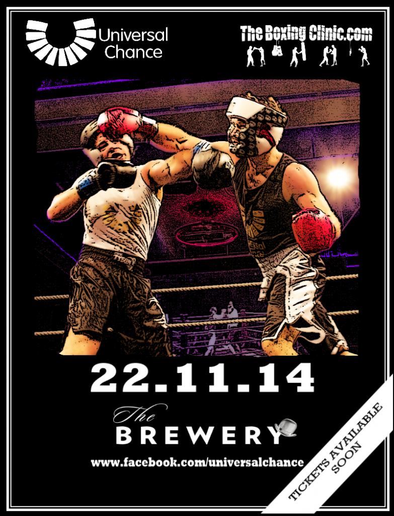 Boxing For Buhinga 2 – The Brewery Beatdown